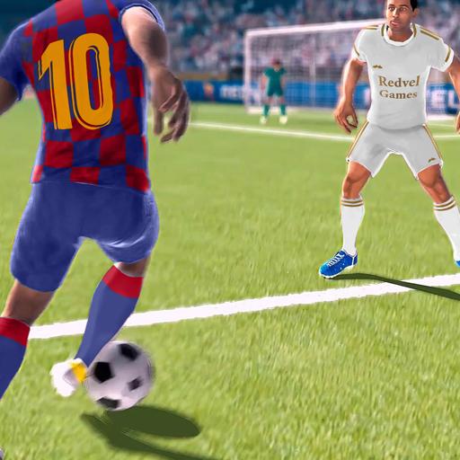 Soccer Star 2021 Football Cards: Juego de fútbol