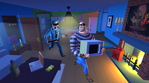 Robbery Madness: Stealth Master Thief Simulator android2mod screenshots 12