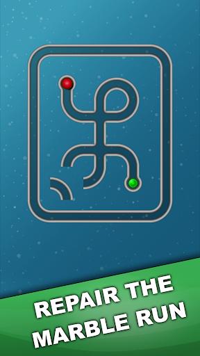 FixIt - A Marble Run Puzzle  screenshots 1