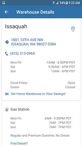 Costco Wholesale screenshots 6