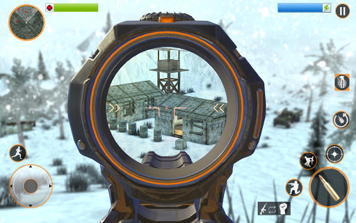 Call for War: Fun Free Online FPS Shooting Game 5.5 screenshots 2