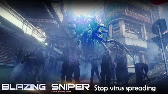 Blazing Sniper Mod Apk 2.0.0 (Unlimited Money) 3