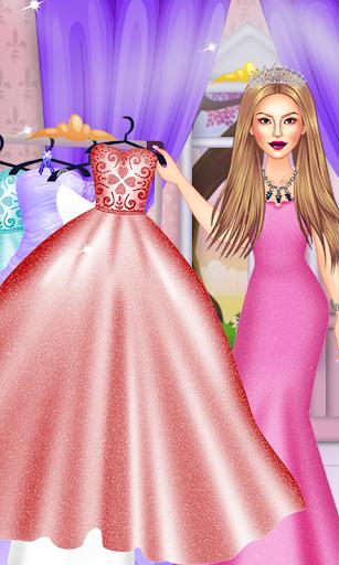 Real wedding stylist : makeup games for girls 2020 apkslow screenshots 3