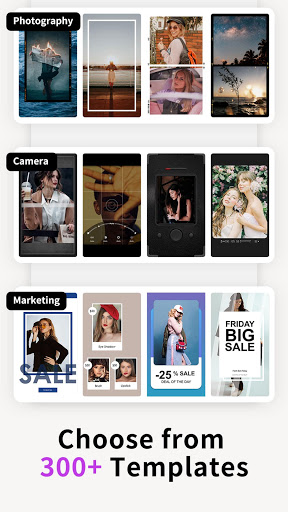 Mostory: insta animated story editor for Instagram android2mod screenshots 1