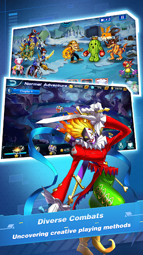 Digimonuff1aUltimate Evolution 1.0.12 screenshots 5