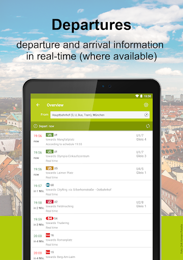MVV-App u2013 Munich Journey Planner & Mobile Tickets  Screenshots 13