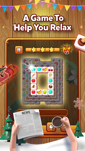 Tile World - Fruit Candy Triple Match 1.1.3 screenshots 3