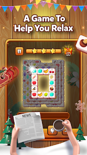 Tile World - Fruit Candy Triple Match