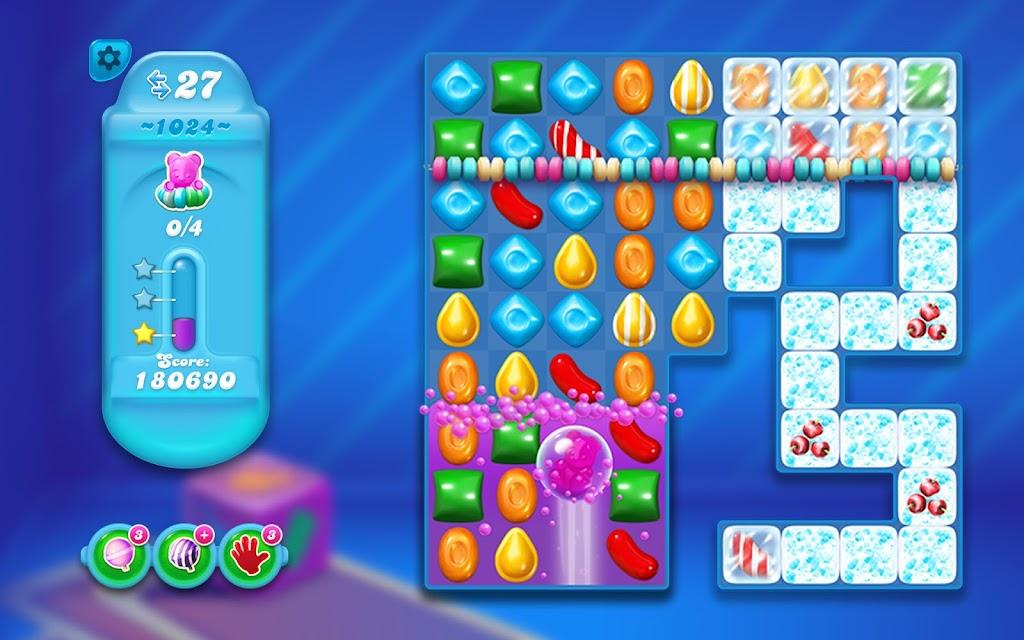 Candy Crush Soda Saga poster 16