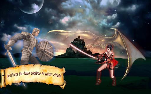 Medieval War Fighting Fantasy: Battle Scars  screenshots 9