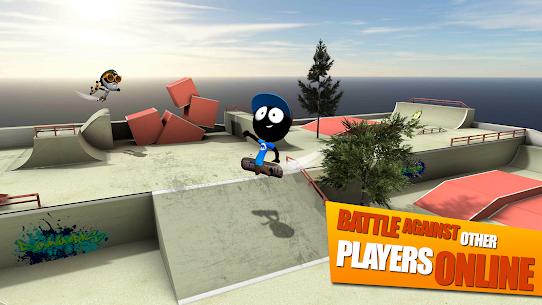 Stickman Skate Battle APK Download 11