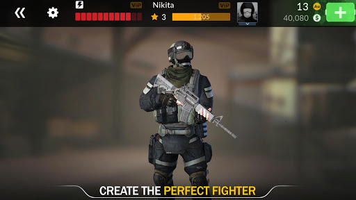 Code of War: Online Gun Shooting Games apkslow screenshots 7