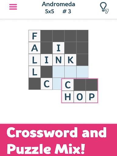 Crosswords Pack (Crossword+Fill-Ins+Chainword) screenshots 9