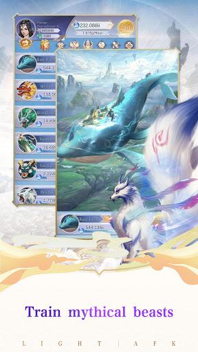 Idle Immortal: Train Asia Myth Beast apkslow screenshots 2