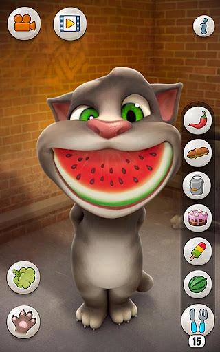 Talking Tom Cat 3.7.2.28 Screenshots 7