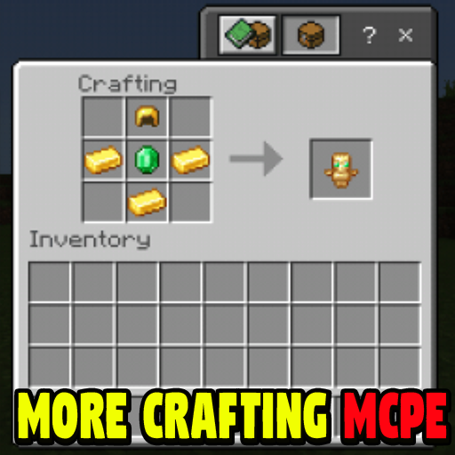 More Crafting Addon for Minecraft PE