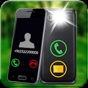Flash Blinking on Call & SMS : Flashlight 2021