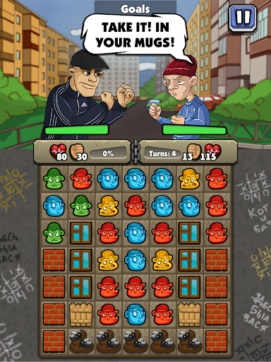 Gopnik. Puzzles adventure apkdebit screenshots 10