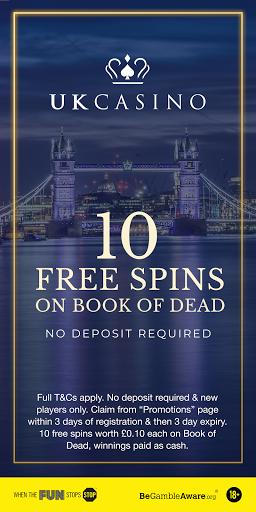UK Casino: Real Money Games, Blackjack & Roulette 4.3.4 2