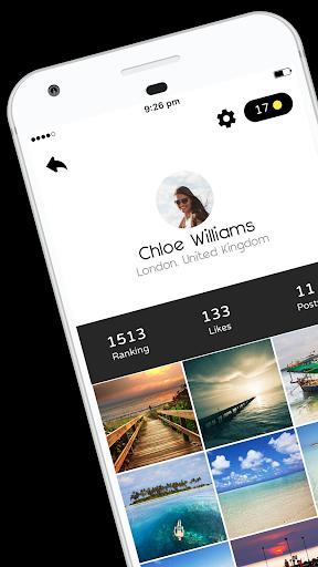 Swipa - The photo likes app android2mod screenshots 3