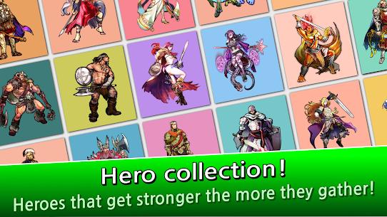 Idle RPG – Hero Grow MOD APK 1.0.15 (Unlimited Diamonds) 3