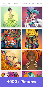 Recolor: Adult Coloring Book v5.1.11 [Subscribed] 4