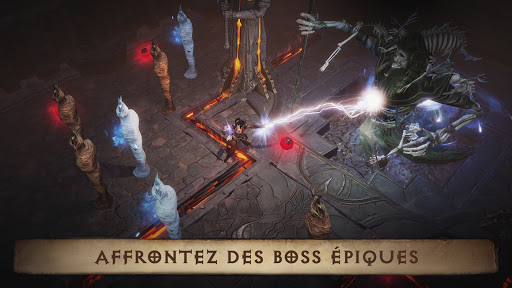 Code Triche Diablo Immortal (Astuce) APK MOD screenshots 1