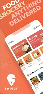Swiggy Food Order   Online Grocery   Delivery App 1