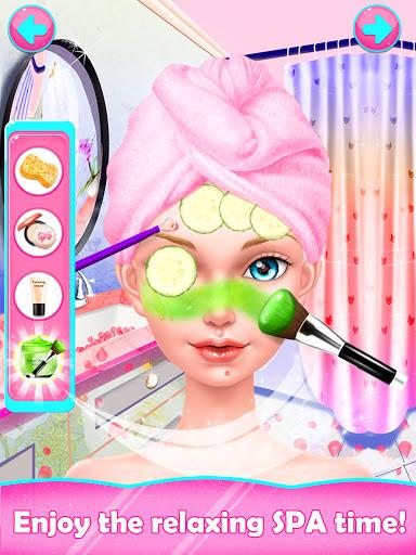 Télécharger Gratuit Fashion Doll: Shopping Day SPA ❤ Dress-Up Games APK MOD (Astuce) screenshots 5