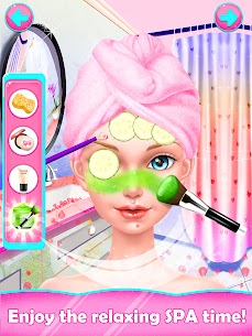 Fashion Doll  Shopping Day SPA ❤ Dress-Up Games Apk Download 2021 5