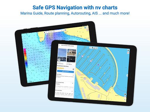 NV Charts GPS Navigation AIS android2mod screenshots 9