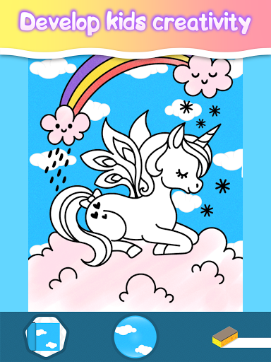 Coloring pages for little princesses  screenshots 18