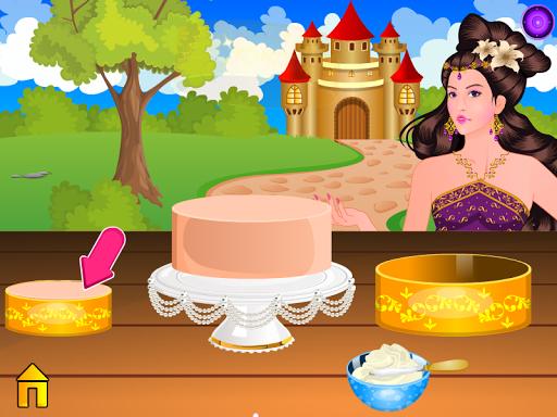 Princess birthday cake For PC Windows (7, 8, 10, 10X) & Mac Computer Image Number- 8