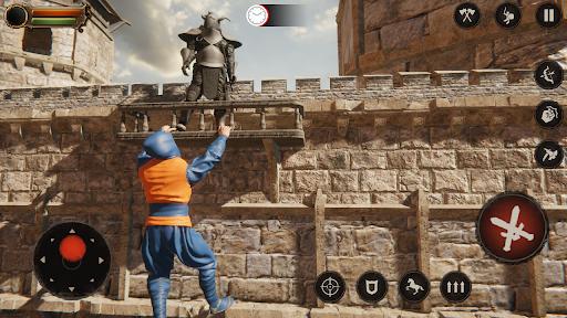 Ninja Assassin Warrior: Arashi Creed Shadow Fight 2.0.7 screenshots 2