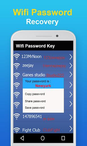 wifi password key show : wifi analyzer screenshot 3