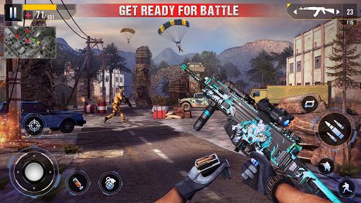 Real Commando Secret Mission - Free Shooting Games 15.9 screenshots 19