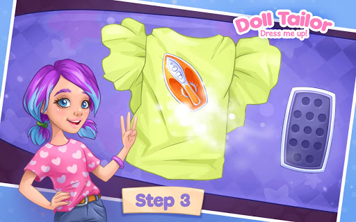 Fashion Dress up games for girls. Sewing clothes  screenshots 16