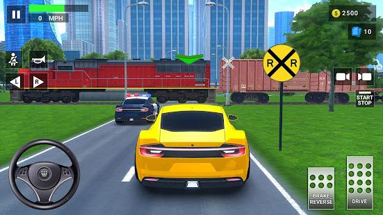 Car Games Driving Academy 2: Driving School 2021 2.4 screenshots 1