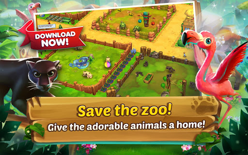 Zoo 2: Animal Park 1.53.0 screenshots 12