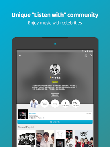 KKBOX - Music and podcasts, anytime, anywhere! screenshots 14