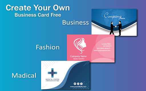 Business Card & Invitation Maker android2mod screenshots 10