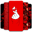 Red Wallpaper ❤️