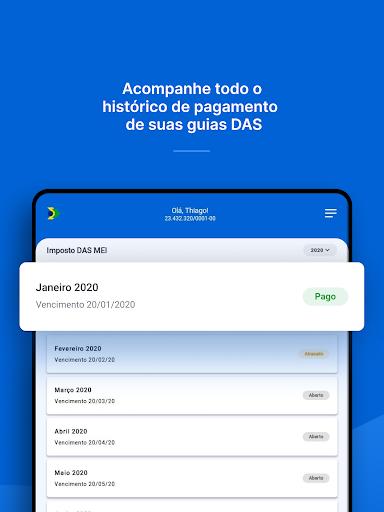 Mais MEI: Abrir MEI, guias DAS android2mod screenshots 19