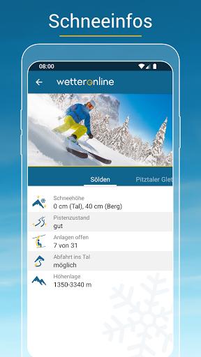 RegenRadar - Vorhersagen & live Wetterradar  screenshots 6