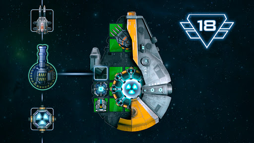 Space Arena: Build a spaceship & fight 2.9.8 screenshots 5