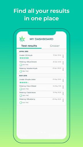 HiGrade: THC Testing & Cannabis Growing Assistant 1.0.320 Screenshots 5