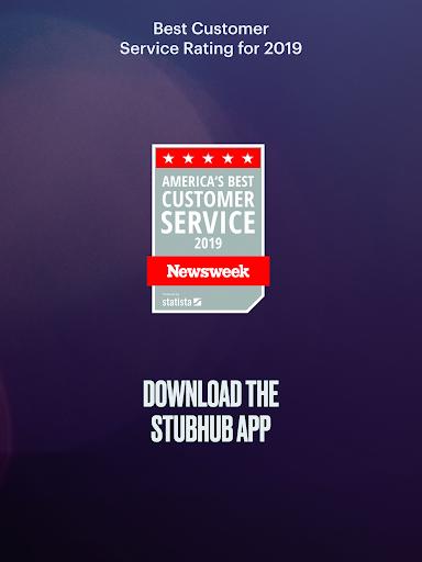StubHub - Live Event Tickets modavailable screenshots 13