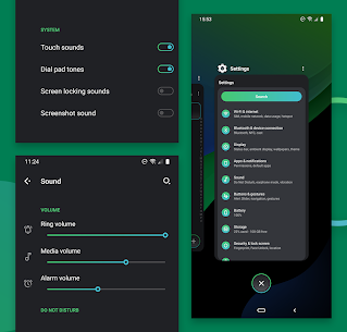 Liv Dark – Substratum Theme Mod Apk (Patcher) 5