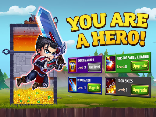 Hero Wars u2013 Hero Fantasy Multiplayer Battles screenshots 14