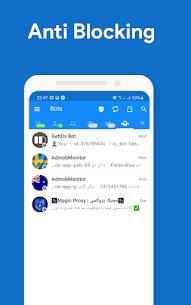 Qplus Messenger – a super fast Telegram 1